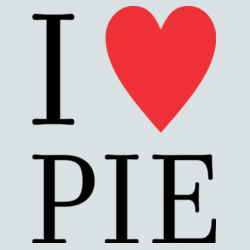 I heart Pie  Design