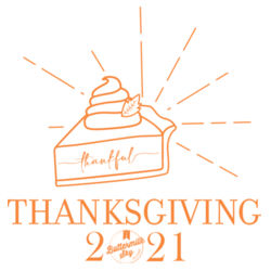 Thanksgiving 2020 DTG  -  BSP Comfort Colors 2 Heavyweight Design