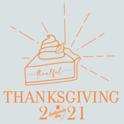 Thanksgiving 2020 DTG  - BSP Core Cotton T-Shirt Design