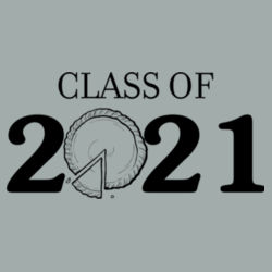 Graduation 2021 DTG Printed   - BSP Ladies Core Cotton V Neck Tee Design