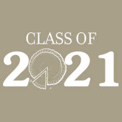 Graduation 2021 Screen Printed (6 min)  -  BSP Comfort Colors 2 Heavyweight Design