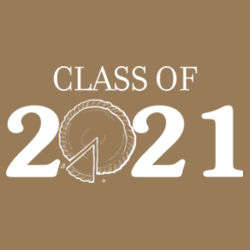 Graduation 2021 Screen Printed (6 min)  - BSP Core Cotton T-Shirt Design